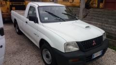 Mitsubishi Pickup (5)