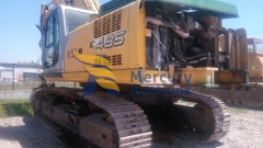 New Holland E485 Excavator- online auction- earthmoving (8)