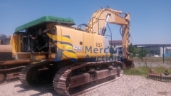 Escavatore cingolato New Holland E485 -movimento terra- asta online-usato (1)