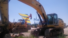 New Holland E485 Excavator- online auction- earthmoving (9)
