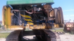 New Holland E485 Excavator- online auction- earthmoving (10)