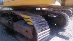 Escavatore cingolato New Holland E485 -movimento terra- asta online-usato (7)