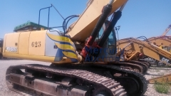 New Holland E485 Excavator- online auction- earthmoving (6)