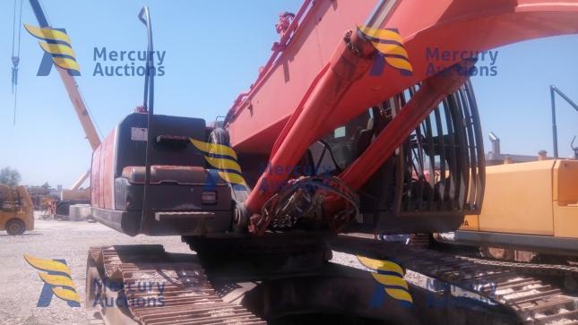 Escavatore cingolato Hitachi ZXX350- movimento terra - usato asta online (1)