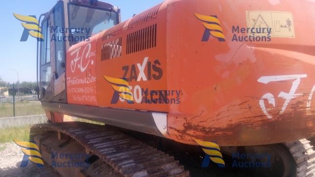 Escavatore cingolato Hitachi ZXX350- movimento terra - usato asta online (2)