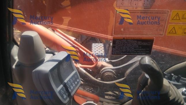 Escavatore cingolato Hitachi ZXX350- movimento terra - usato asta online (3)