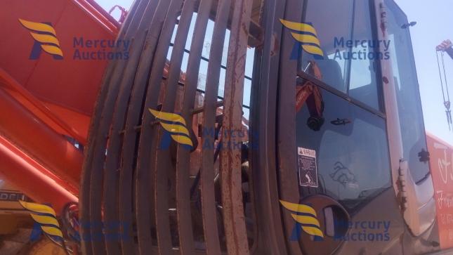Escavatore cingolato Hitachi ZXX350- movimento terra - usato asta online (4)