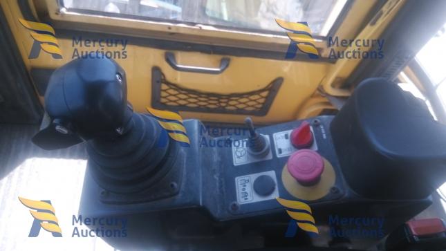 Rullo BOMAG BW 174- usato  (2)