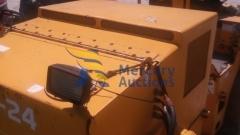 Rullo Ingersol-Rand DD24 SD190DX- rullo compattatore- aste online- usato (1)