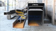 iron beams, halospots, printers, electrical iron toolboxes (8)