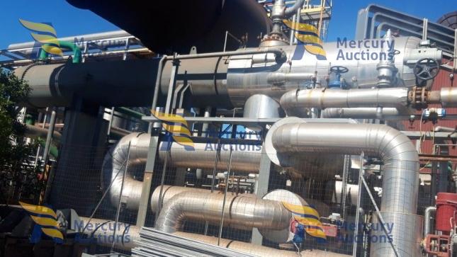 orc radial turbine cogeneration plant (6)