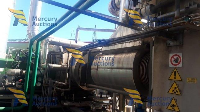 orc radial turbine cogeneration plant (7)