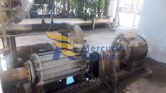 orc radial turbine cogeneration plant (8)