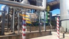 orc radial turbine cogeneration plant (9)