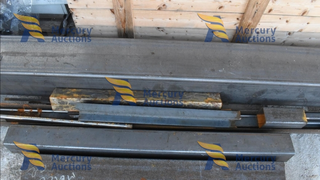 iron beams, halospots, printers, electrical iron toolboxes (11)