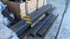 iron beams, halospots, printers, electrical iron toolboxes (10)