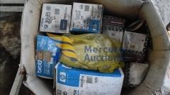 smerigliatrici, levigatrice, cassette in ferro, fili e tubi elettrici (9)