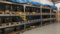 Stampi per produzione contenitori per alimenti in alluminio (2)