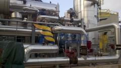 orc radial turbine cogeneration plant (2)