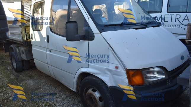 Ford Transit - furgone usato - Transit veicolo commerciale  (8)