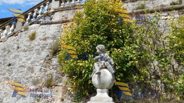 Villa storica lussuosa Paolina di Compignano in Toscana Italia - Historic luxurious Villa in Tuscany Italy  (14)