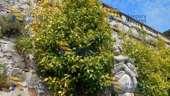 Villa storica lussuosa Paolina di Compignano in Toscana Italia - Historic luxurious Villa in Tuscany Italy  (15)