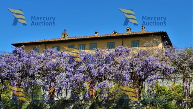 Villa storica lussuosa Paolina di Compignano in Toscana Italia - Historic luxurious Villa in Tuscany Italy  (3)