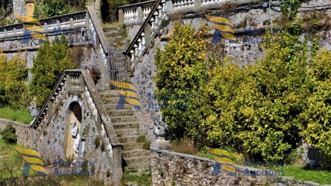 Villa storica lussuosa Paolina di Compignano in Toscana Italia - Historic luxurious Villa in Tuscany Italy  (5)