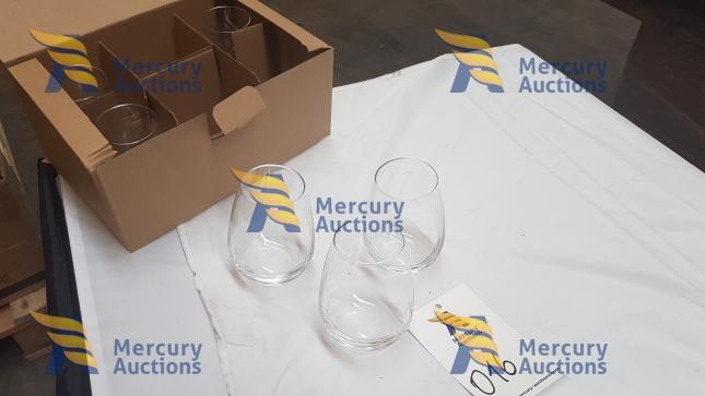 stoviglie, ceramiche, bicchieri vino e acqua in vetro - Air Italy in liquidazione (12)