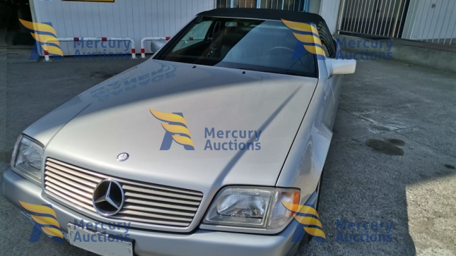 Mercedes benz - SL 320